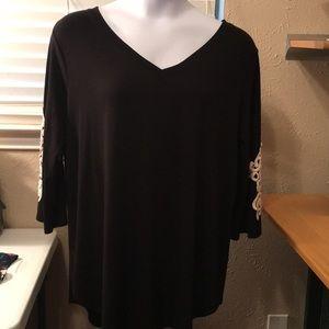 Lenena Premium 3x black tunic